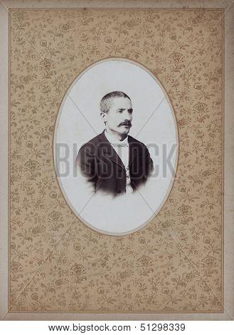 Portrait Of Nineteenth Century