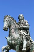 Постер, плакат: Statue Friedrich Wilhelm I Berlin