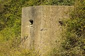 World War Two Pill Box