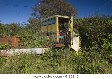 Abandoned Lorry