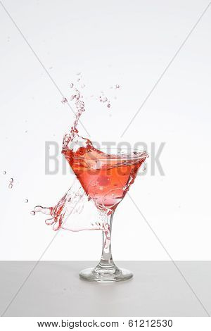 Red Cocktail