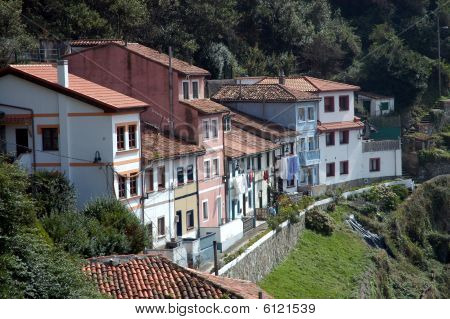 View of Cudillero