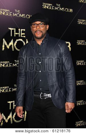 LOS ANGELES - MAR 10:  Tyler Perry at the