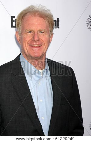 LOS ANGELES - MAR 10:  Ed Begley Jr at the PALEYFEST Icon Award IHO Judd Apatow at Paley Center For Media on March 10, 2014 in Beverly Hills, CA