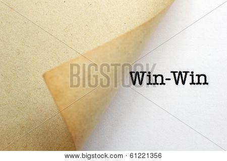 Win - Win