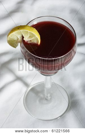 Kokum Sharbat - a summer drink from Maharashtra