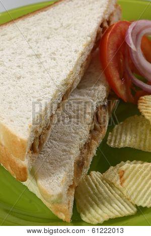 Chicken tex max Sandwich