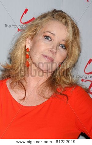 LOS ANGELES - MAR 4:  Melody Thomas Scott at the Melody Thomas Scott Celebrates 35 Years at the