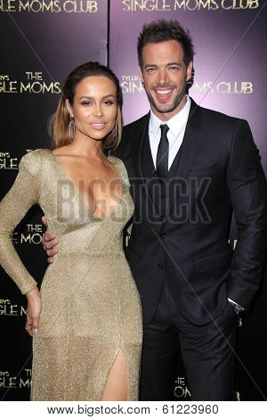 LOS ANGELES - MAR 10:  Zulay Henao, William Levy at the