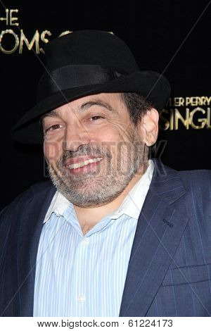 LOS ANGELES - MAR 10:  Danny Woodburn at the