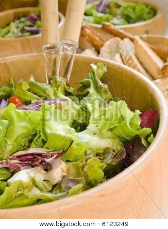 Salad Fresh And Healthy