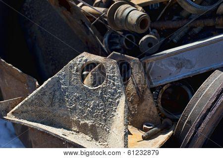 Junk Yard Metal