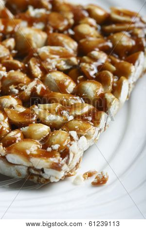 Chikki is a traditional ready-to-eat Indian sweet