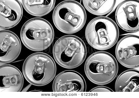 Epmty Cans
