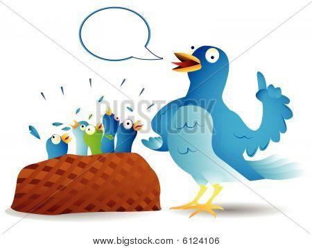 Bird Speech