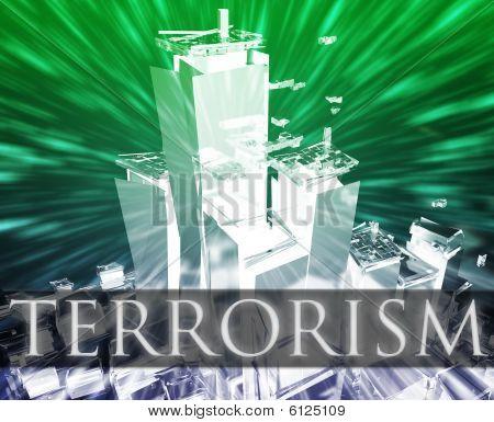 Terrorismus Angriff