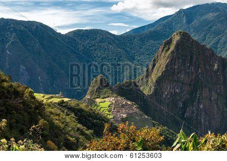 Machu Picchu An Over View