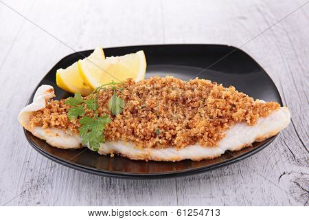 fish and crumb
