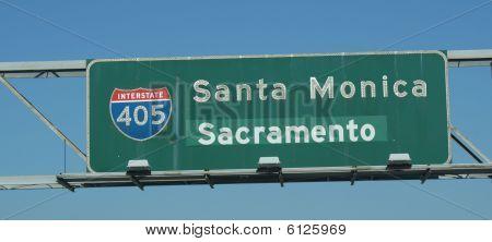I-405 Freeway