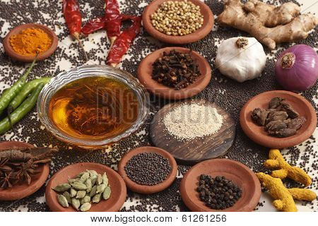 Food Ingredient mixture