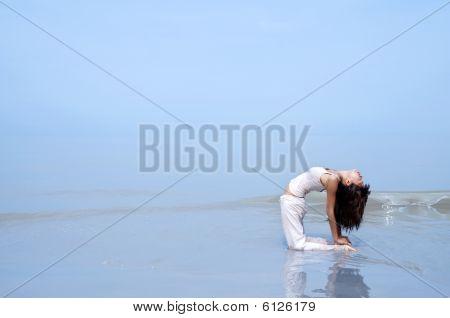 Praia Yoga.