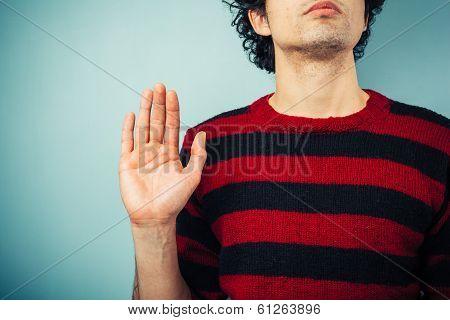 Pledging Allegience