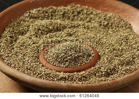 Ajwain Or Carom Seeds