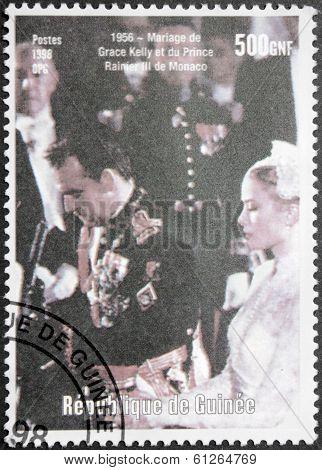 Grace Kelly And Prince Rainier Iii
