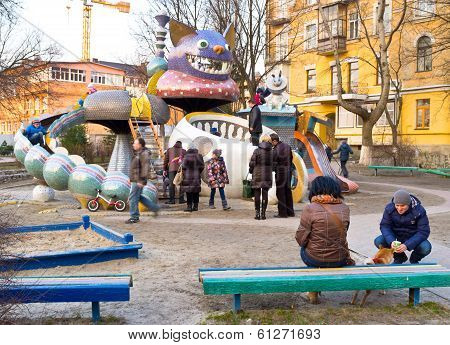 The Wonderland Playground
