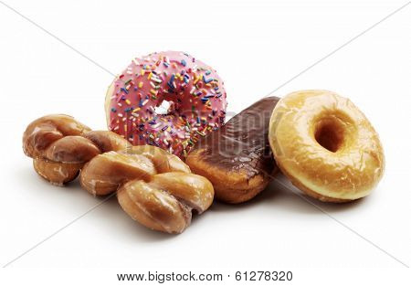 assorted doughnuts