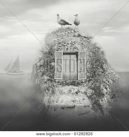 Nordic Fantasy Landscape