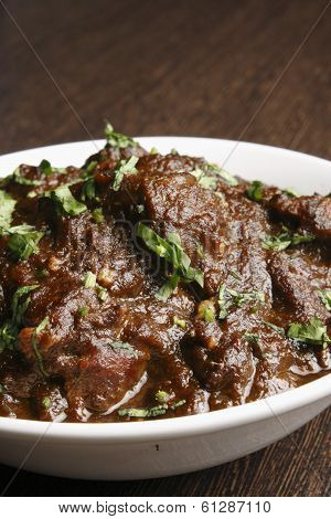 Kasha Mangsho - Traditional Bengali mutton curry