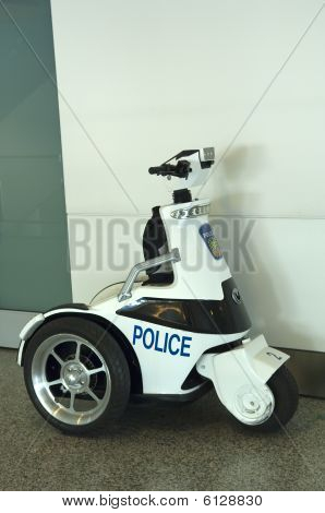 Police Scooter