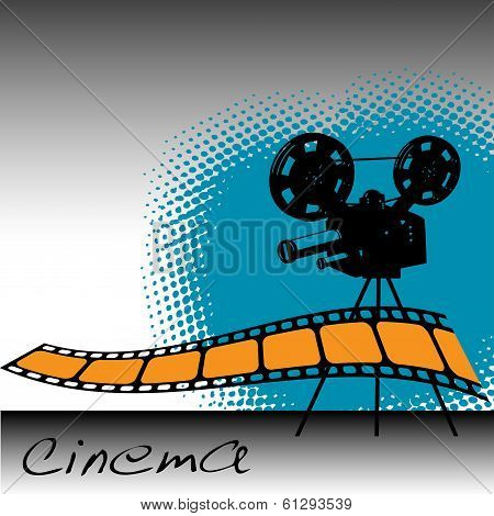 Cinema projector