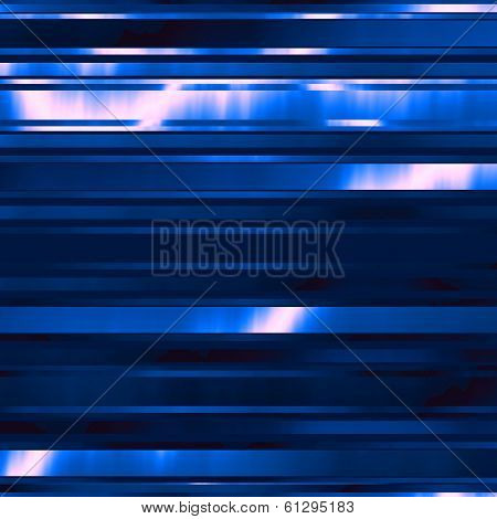 Abstract Blue Modern Technology Background