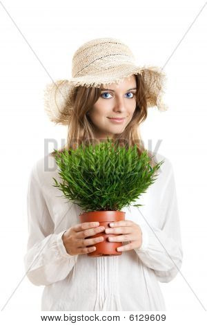 Ecologic Woman