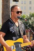 LOS ANGELES - MAR 6:  Ray Parker Jr at the Ray Parker Jr Hollywood Walk of Fame Star Ceremony at Wal