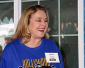 LOS ANGELES - MAR 8:  Robin Mattson at the 5th Annual General Hospital Habitat for Humanity Fan Buil