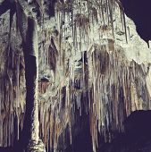 picture of carlsbad caverns  - Carlsbad Caverns National Park in USA - JPG