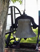 Old Church Bell poster