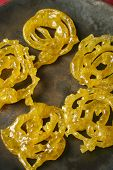 Jalebi - An Indian sweet dish