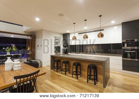 Big Modern Home