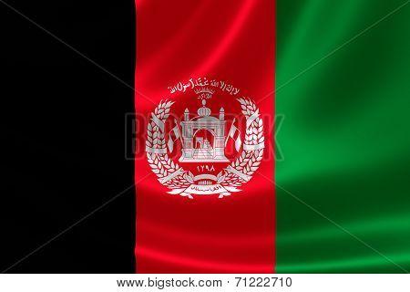 Afghanistan's Flag