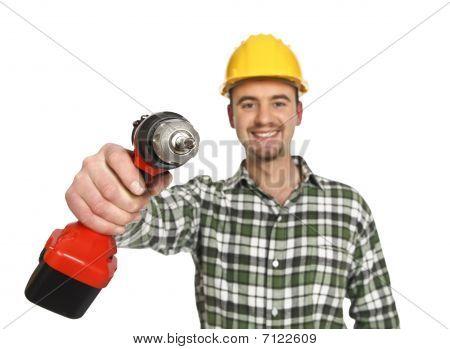 Tool Of Manual Worker