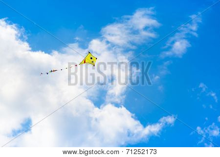 The Kite at the Sky