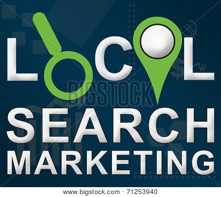 Local Search Markering