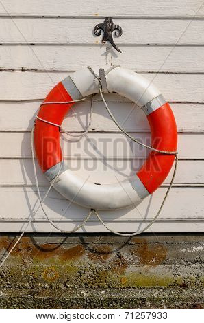 Old Lifesaver