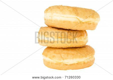 Triple Stack Donut