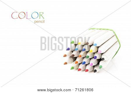 Bright Color Pencil
