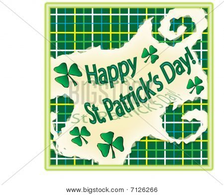 Happy St. Patrick's Day Illustration